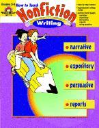 How to Teach Nonfiction Writing: Grades 3-6 - Moore, Jo Ellen