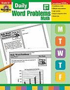 Daily Word Problems, Grade 6+ - Tuttle, Amy Beth; Tuttle, Wes