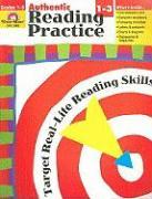 Authentic Reading Practice, Grades 1-3 - Moore, Jo Ellen; Norris, Jill