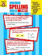 Building Spelling Skills, Grade 5 - Moore, Jo Ellen; Evan-Moor Educational Publishers