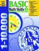 Basic Math Skills, Grade 3 - Moore, Jo Ellen