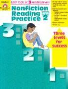 Nonfiction Reading Practice Grade 2 - Kunkel, Kristen
