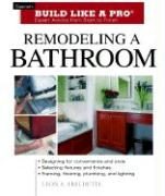 Remodeling a Bathroom - Frechette, Leon A.