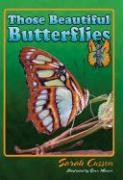 Those Beautiful Butterflies - Cussen, Sarah