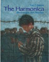 The Harmonica - Johnston, Tony