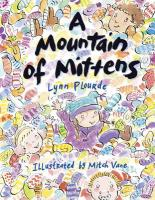 A Mountain of Mittens - Plourde, Lynn