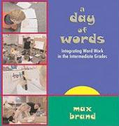 Day of Words, a (Vhs) - Brand, Max