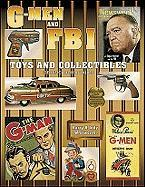 G-Men & F.B.I. Toys and Collectibles - Whitworth, Harry