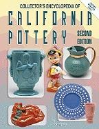 Collectors Encyclopedia of California Pottery - Chipman, Jack