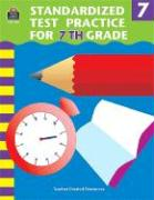 Standardized Test Practice for 7th Grade - Shields, Charles J.