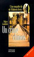 Un Crime Chinois - London, Mary