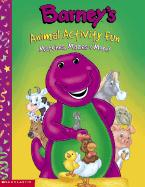 Barney's Animal Activity Fun: Matches, Mazes & More! - Amaral, Gayla