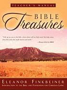 Bible Treasures Teacher's Manual - Finkbeiner, Eleanor