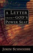A Letter from God's Power Seat - Schnoebbe, Jokim