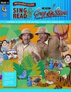 Sing & Read with Greg & Steve Resource Guide, PreK-1 - Williams, Rozanne Lanczak