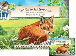 Red Fox at Hickory Lane [With Cassette(s)] - Hollenbeck, Kathleen M.; Kathleen M Hollenbeck