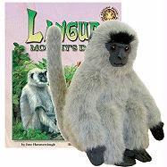 Langur Monkey's Day [With Plush] - Hammerslough, Jane