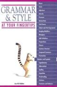 Grammar & Style at Your Fingertips - Robbins, Lara M.