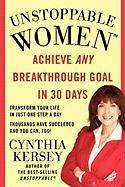 Unstoppable Women - Kersey, Cynthia