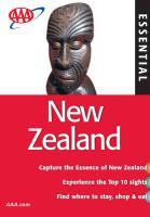 AAA Essential New Zealand - Edie, Allan