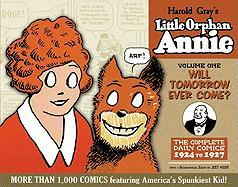 Complete Little Orphan Annie - 9 Piece Display - Gray, Harold