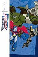 Transformers Animated Omnibus - Isenberg, Marty