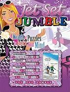 Jet Set Jumble: A Wealth of Puzzles to Enrich Your Mind - Arnold, Henri; Lee, Bob; Argirion, Mike