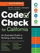 Code Check for California: An Illustrated Guide to Building a Safe House - Hansen, Douglas; Kardon, Redwood
