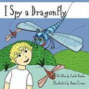 I Spy a Dragonfly - Burke, Carla