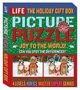 Life Picture Puzzle: The Holiday Gift Box - Life Magazine