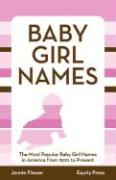 Baby Girl Names: The Most Popular Baby Girl Names in America from 1900 to Present - Flexser, Jennie