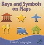 Keys and Symbols on Maps - Greve, Meg