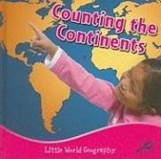 Counting the Continents - Mitten, Ellen K.