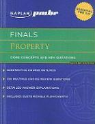 Kaplan PMBR Finals: Property: Core Concepts and Key Questions