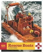 Rescue Boats - Bodden, Valerie