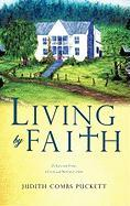 Living by Faith - Puckett, Judith Combs