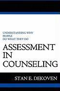 Assessment in Counseling - Dekoven, Stan
