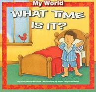 What Time Is It? - Rosa-Mendoza, Gladys