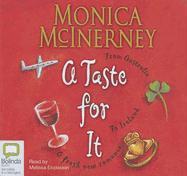 A Taste for It - McInerney, Monica