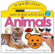 Wipe Clean - Animals