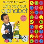 Let's Say Our Alphabet - Priddy, Roger