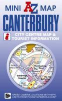 Canterbury Mini Map