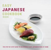 Easy Japanese Cookbook - Kazuko, Emi