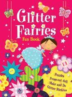 Glitter Fairies Fun Book