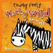 Wacky Wild Animals - Pountney, Beth