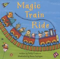 Magic Train Ride - Crabtree, Sally