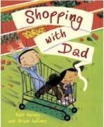 Shopping with Dad - Harvey, Matt