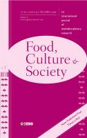 Food, Culture and Society Volume 12 Issue 4: An International Journal of Multidisciplinary Research - Heldke, Lisa; Albala, Ken