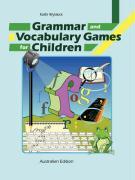 Grammar and Vocabulary Games for Children - Wyldeck, Kathi