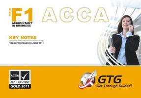 ACCA - F1 Accountant in Business